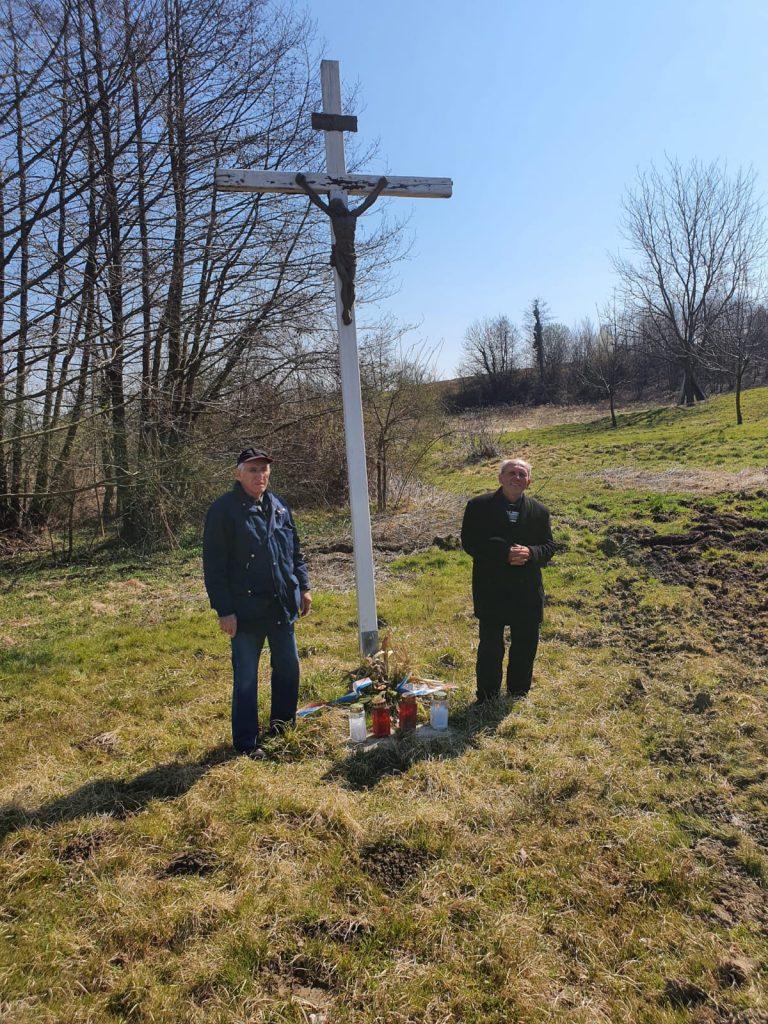 Grobište Savica u općini Beretinec (Stanko Cecelja i Vlado Horenec)